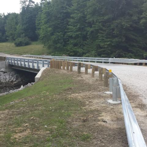 Camp Ravenna 80 Ton Bridge