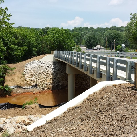 ODOT Project 511(13) Athens County