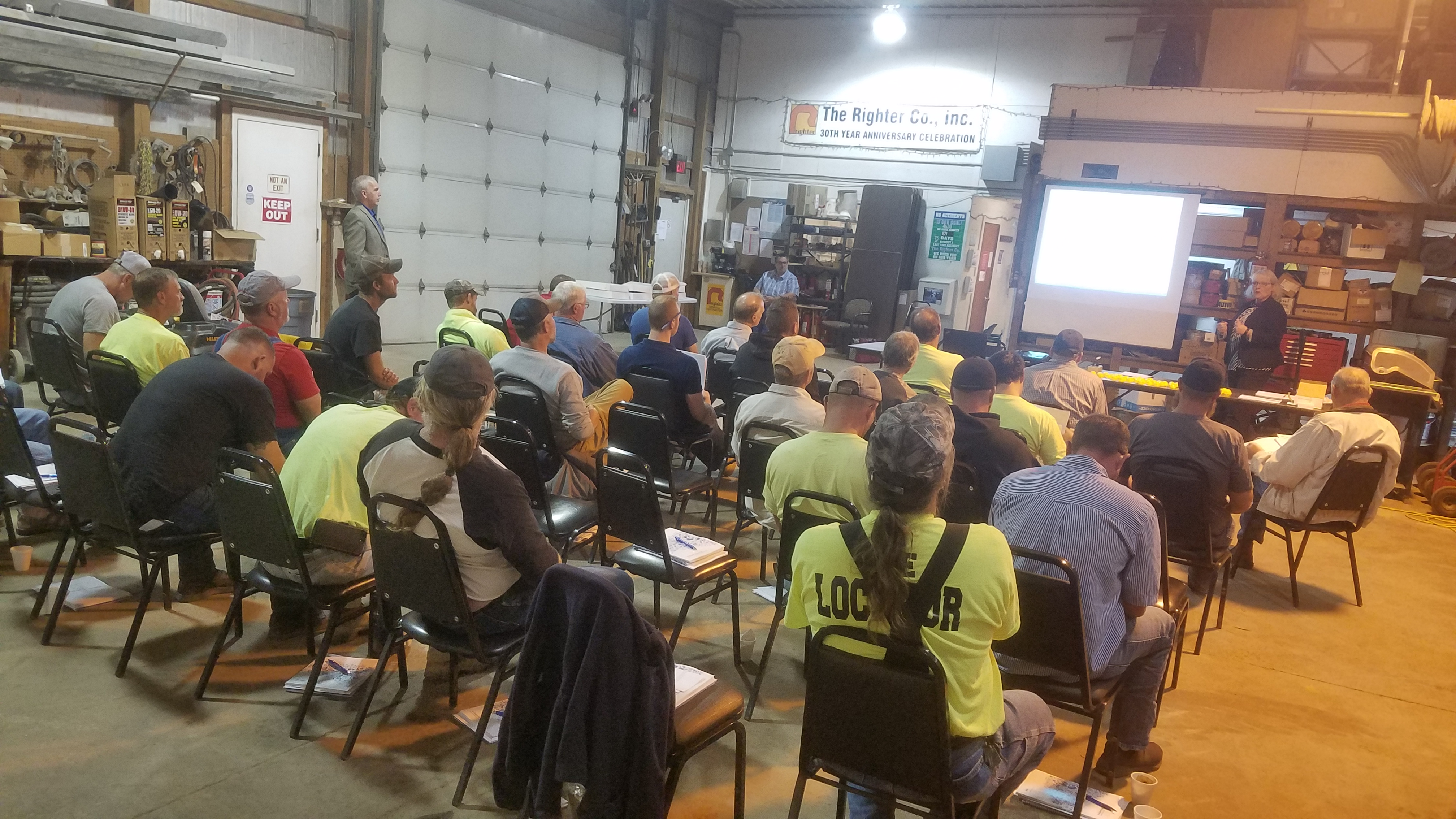Righter s Annual All Employee Meeting – The Righter pany